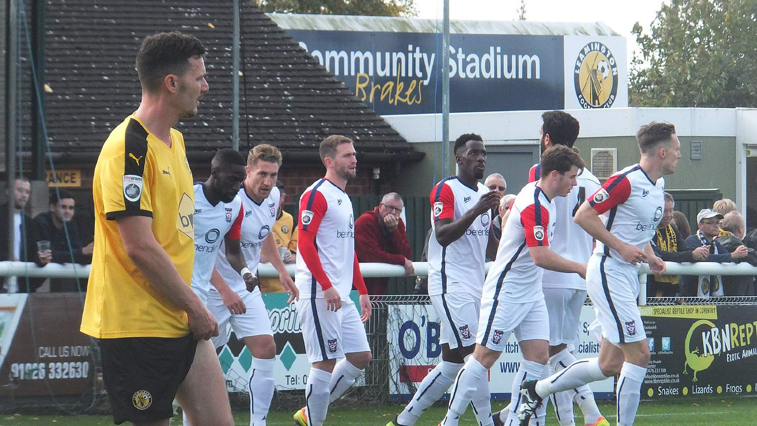 York City FC on the up at new ground
