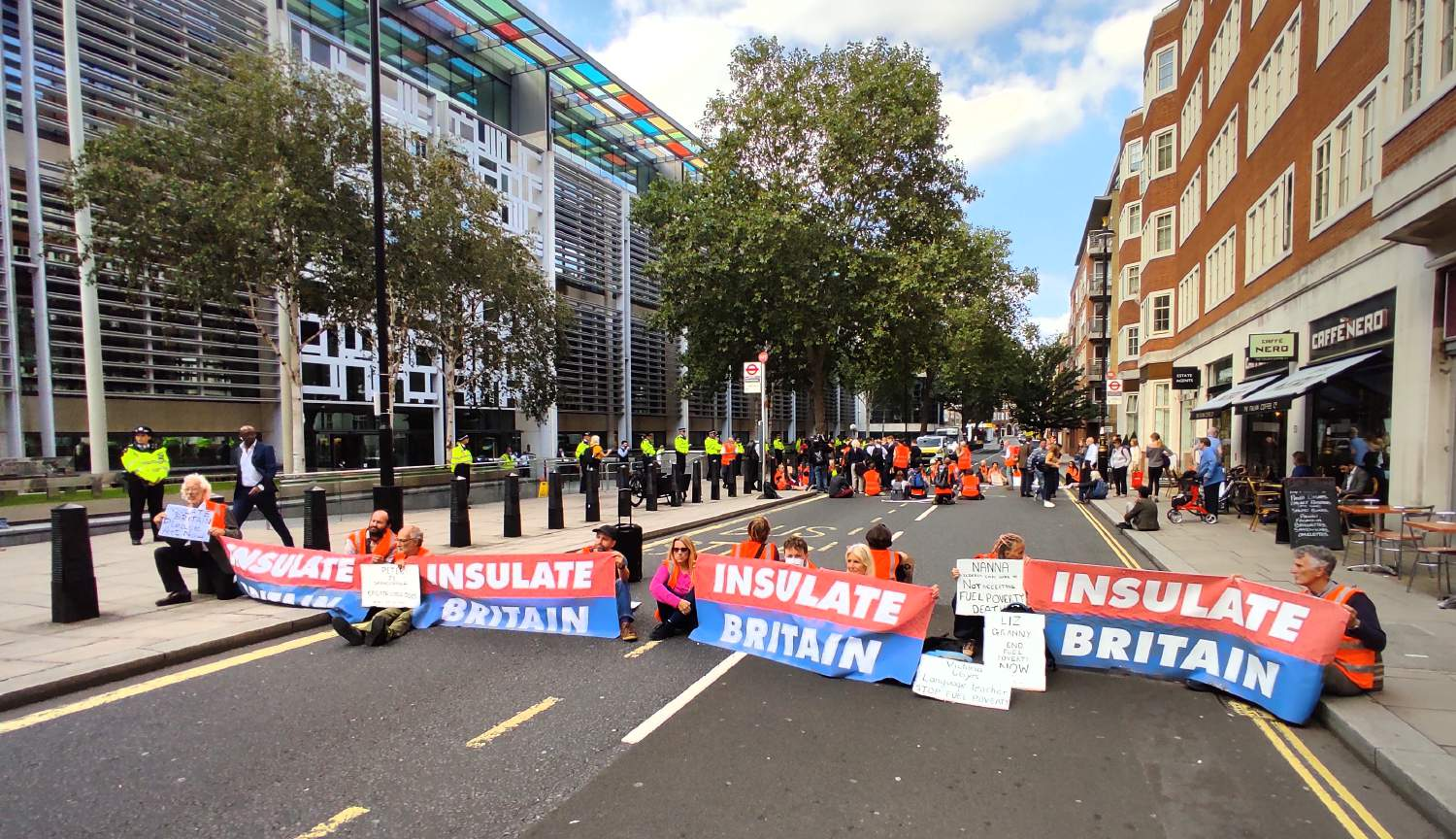 Insulate Britain: A New Kind of Climate Activism?