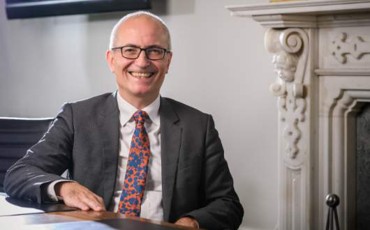 Nouse talks to new Vice Chancellor, Charlie Jeffery: His vision, goals and priorities for the University