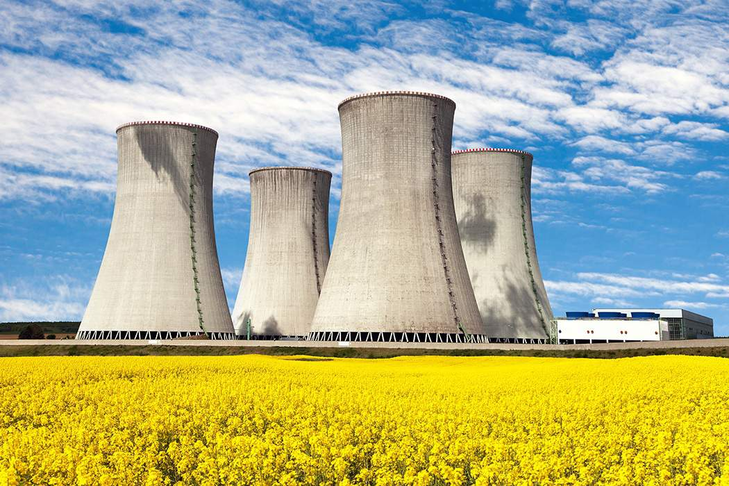 Nuclear power: a true source of green energy?