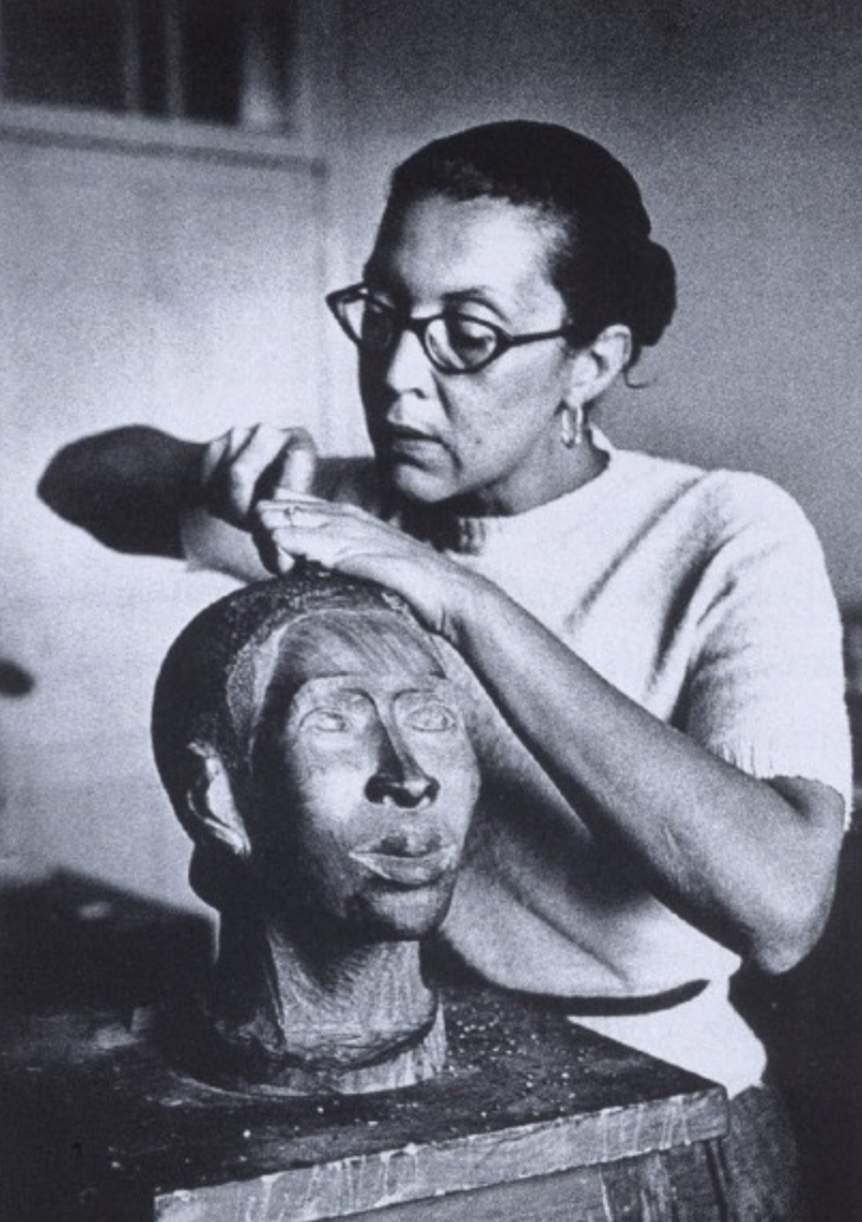 A World Of Voices: Elizabeth Catlett