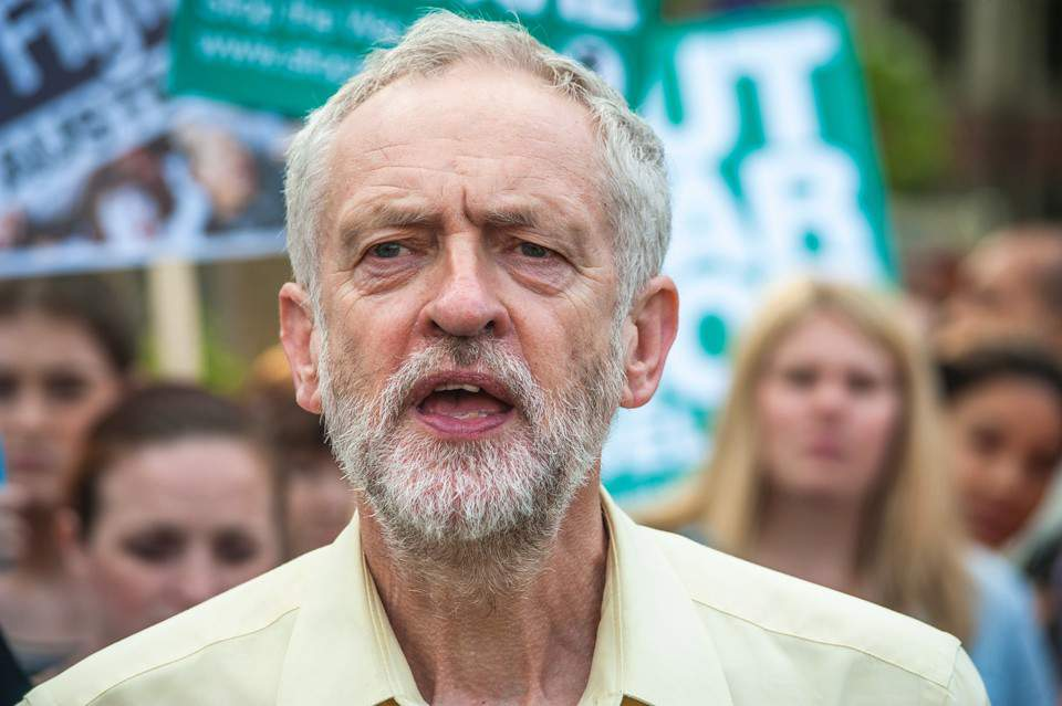 Jeremy Corbyn falls victim to Starmer's zero-tolerance approach