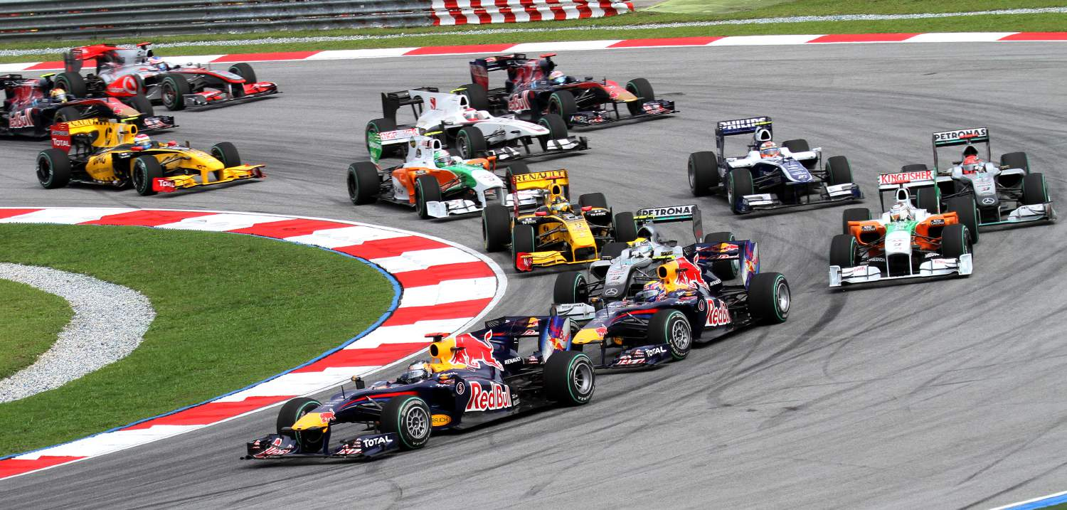 Formula One changes: are they enough?