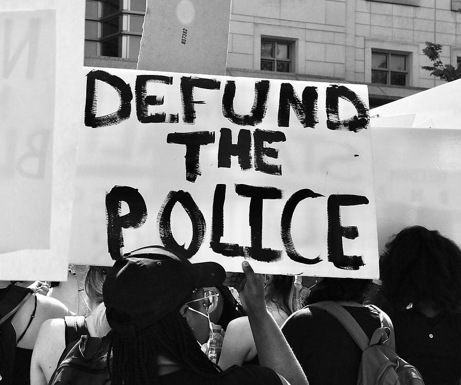 No justice. No peace. Defund the police