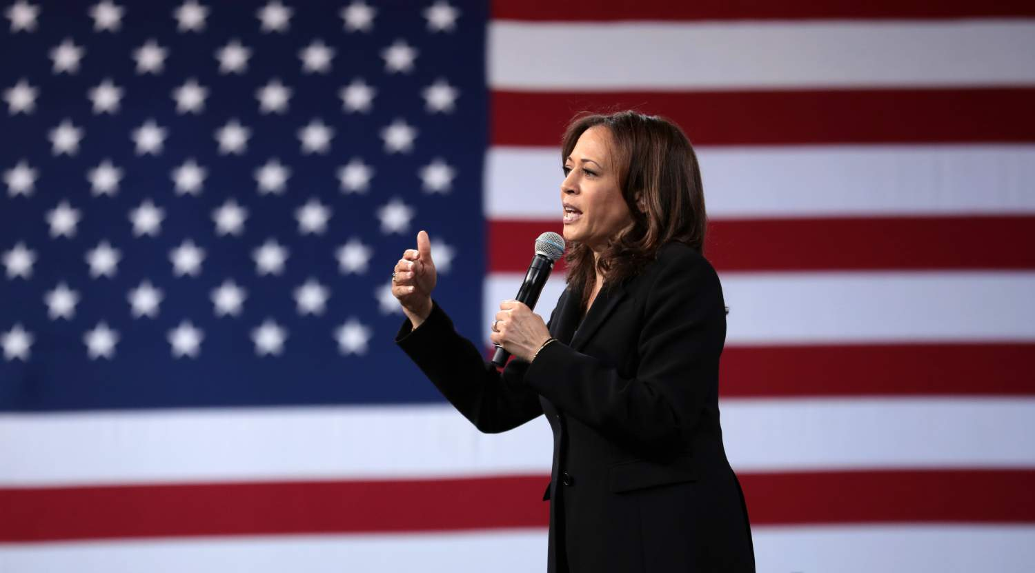 Kamala Harris drops out as the Democratic race heads to Iowa