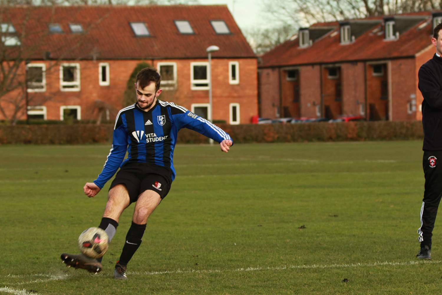 Derwent edged out in tight Men's Football A game