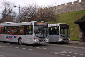 £1.6 million given to York's buses to go greener