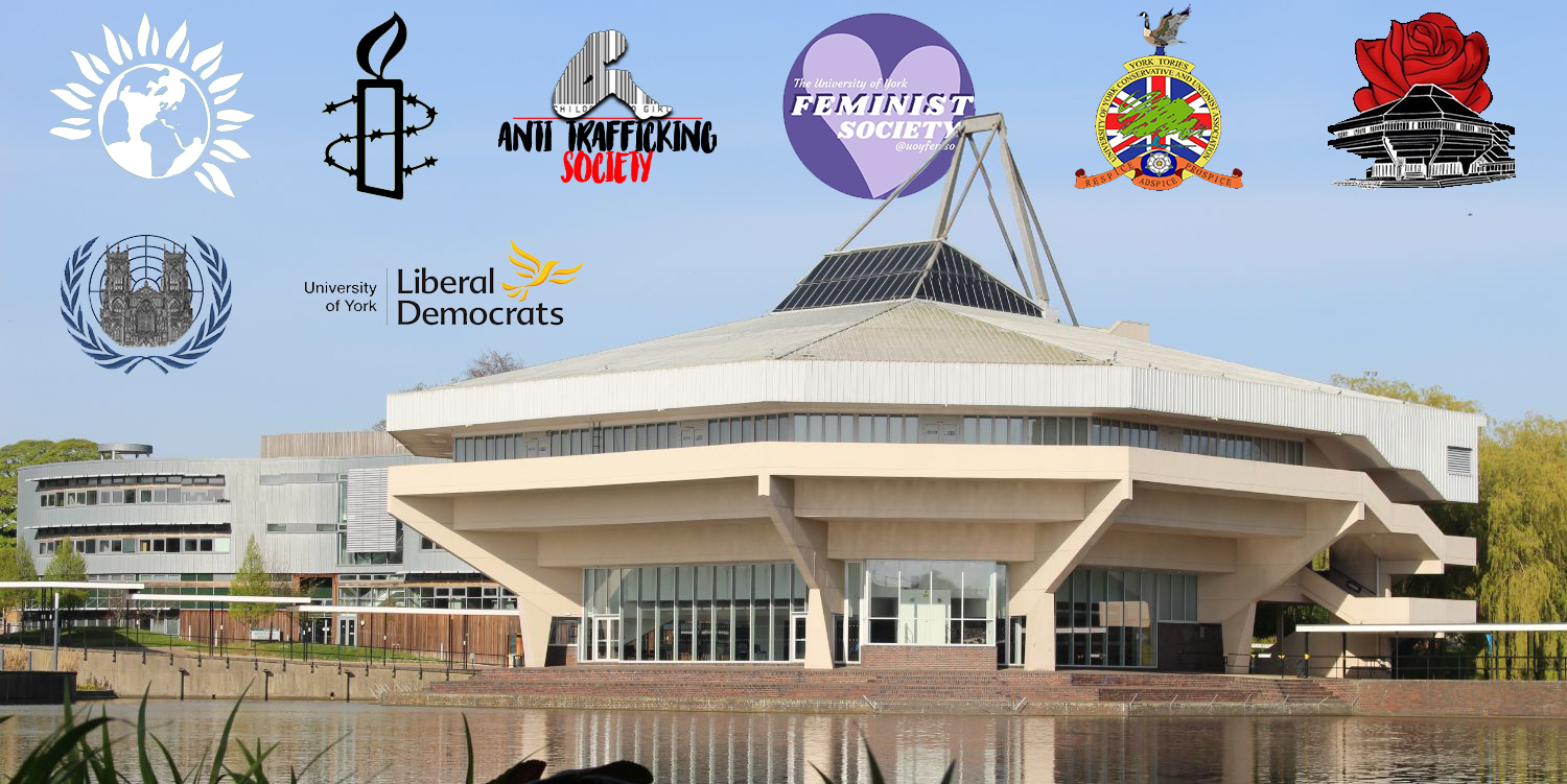 Political and campaigning societies at York