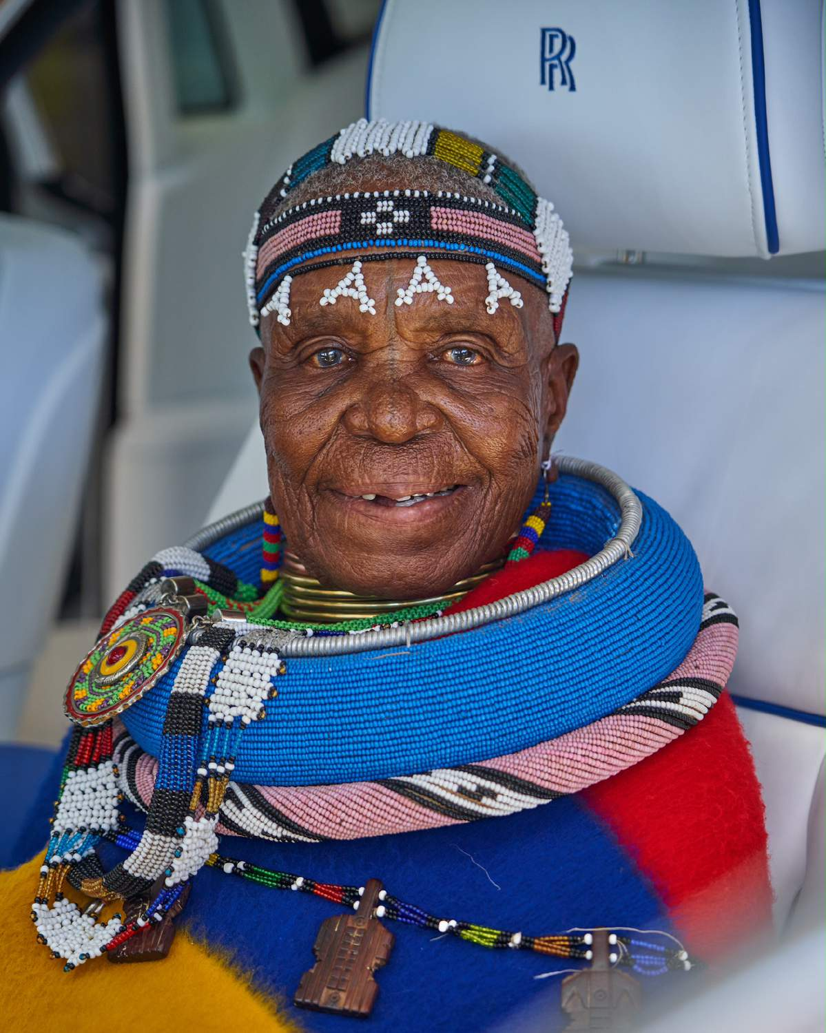 A World Of Voices: Esther Mahlangu