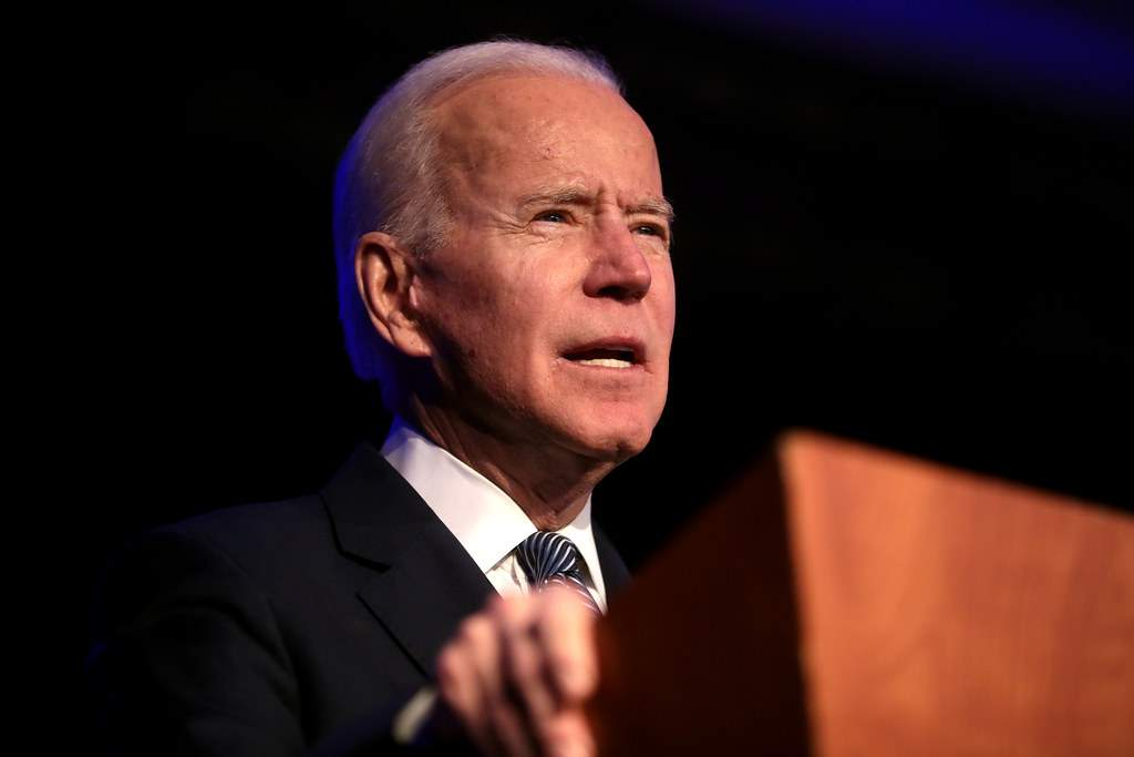 Biden is officially named the Democratic nominee