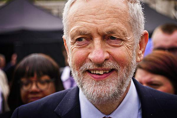 Corbyn to have Labour whip removed for 3 months.