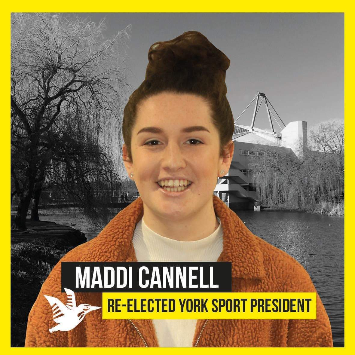 Nouse Interviews... Maddi Cannell