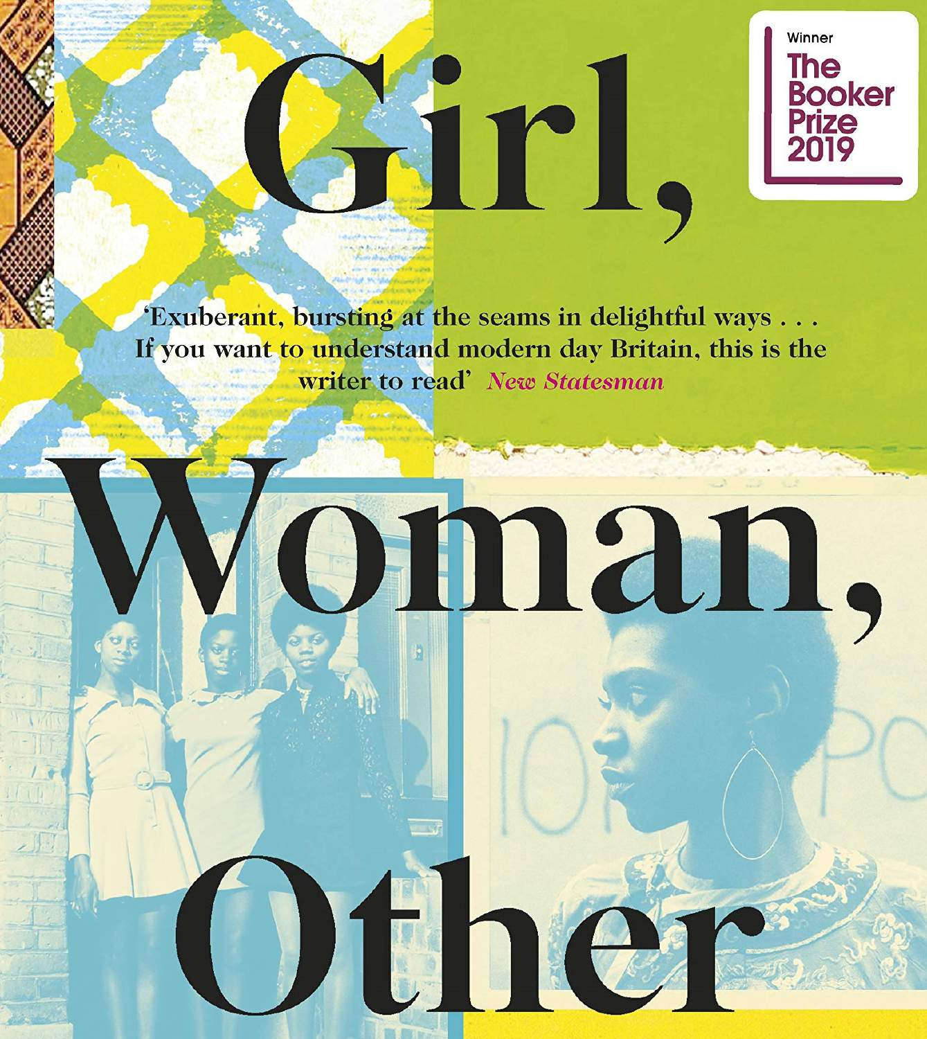 You Are What You Read: Girl, Woman, Other
