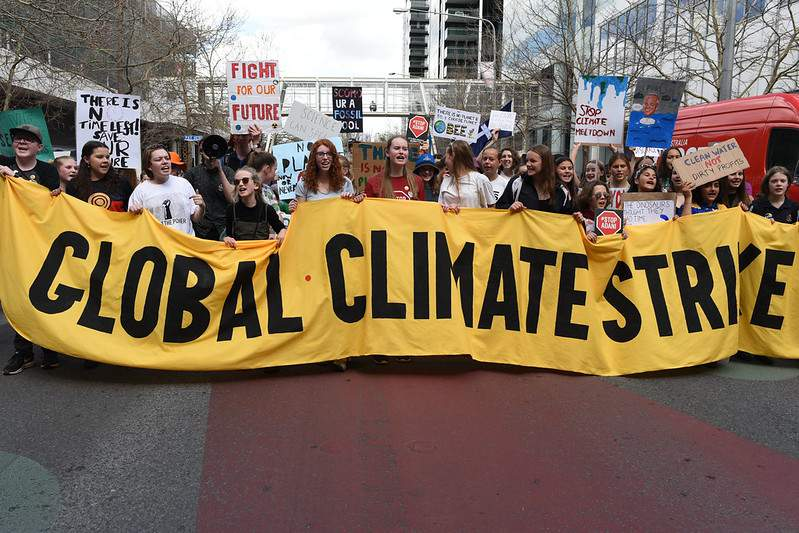 Student climate strike planned