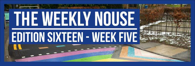 The Weekly Nouse Edition 16