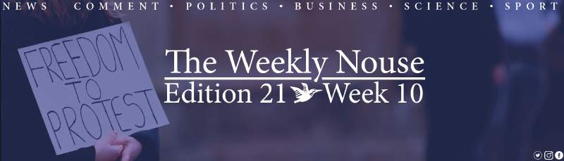 The Weekly Nouse Edition 21